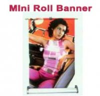 Mini Roll Banner Indoor